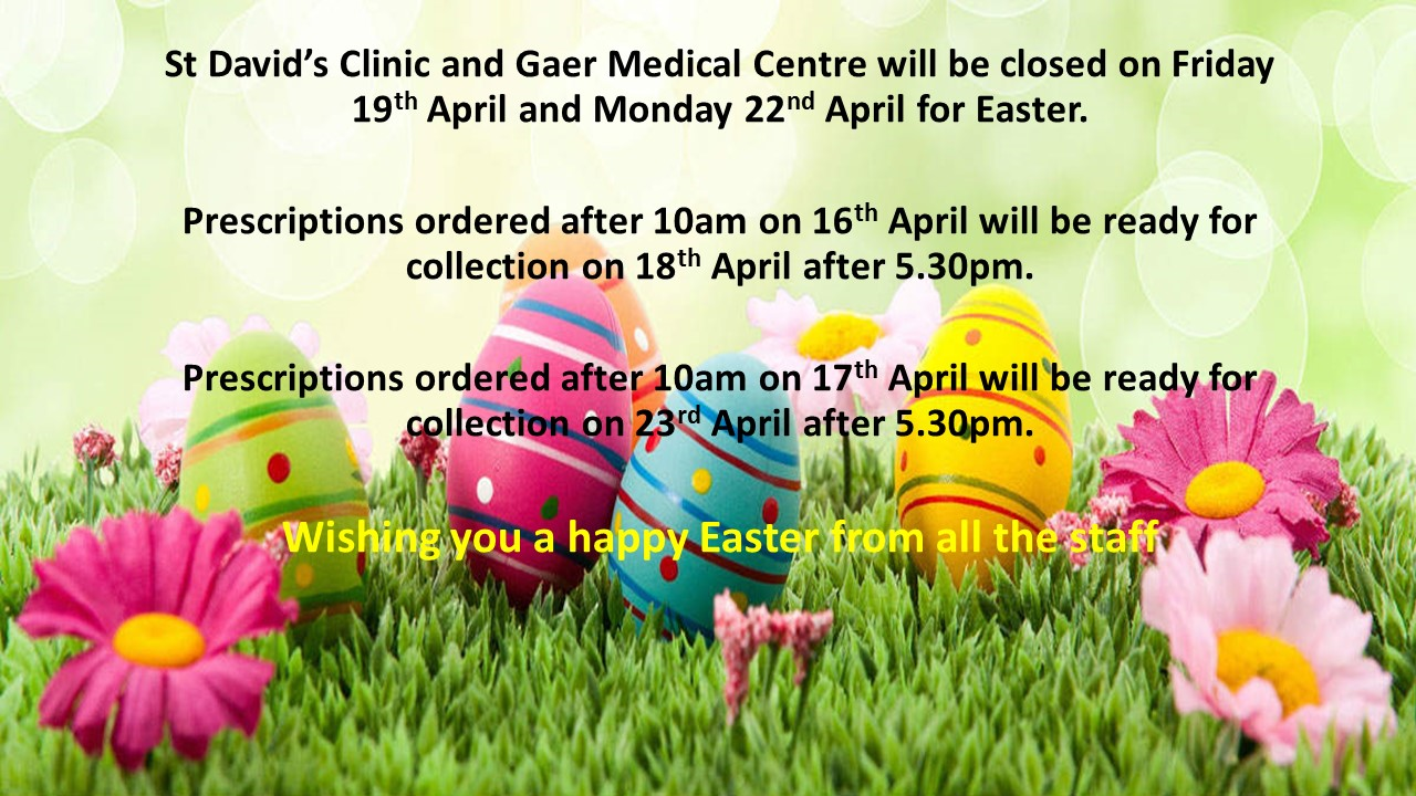 Easter closed message